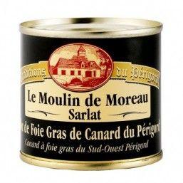 Bloc de Foie Gras de Canard du Périgord 100g