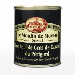 Bloc de Foie Gras de Canard du Périgord 130g