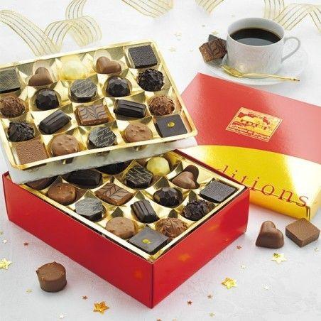 Le coffret Prestige chocolat