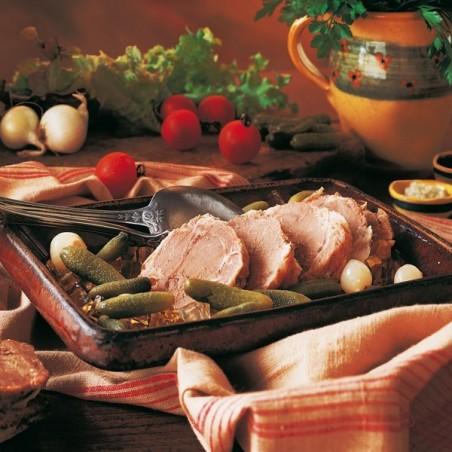 Le lot de 2 Rôtis de Porc en Gelée 400g