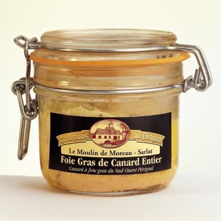 Le lot de 2 Foies Gras de Canard Entiers du Périgord 170g