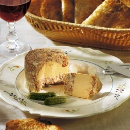 Le lot de 2 Fritons de Magret de Canard au Foie de Canard (20%) 200g