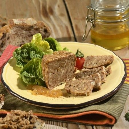 Terrine de Canard au Miel du Périgord 100 g