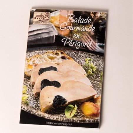 Livre Balade Gourmande en Périgord