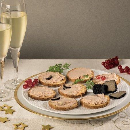 Tartinade de Canard à la Truffe d'été 1% (20% Foie Gras) 80g