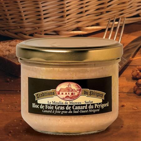 Lot de 2 Blocs de Foies Gras de Canard du Périgord 2x200g