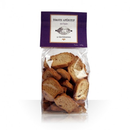Toasts Figues 140g