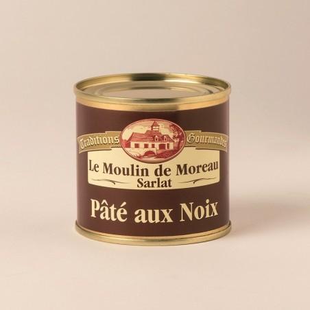 Le lot de 2 pâtés aux noix du Périgord 100g