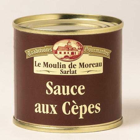 La Sauce aux Cèpes 100g