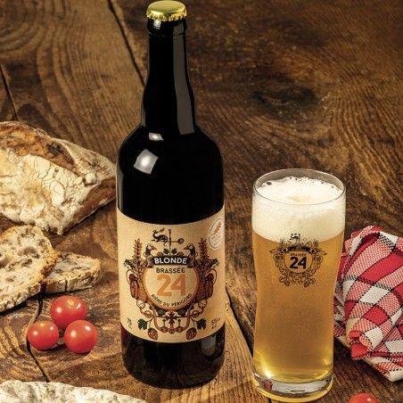 Bière Blonde 75 cl