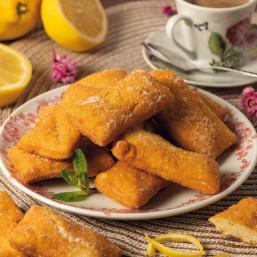 Le lot de 2 Sachets de Merveilles de Sarlat au citron 150g